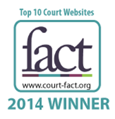 Court Connection Page 6 US Bankruptcy Court, Middle Florida Named in Top 10 Court Websites By: Sarah Wiener, Data Quality Analyst/Trainer Have you seen the above e Badge proudly displayed on our www.