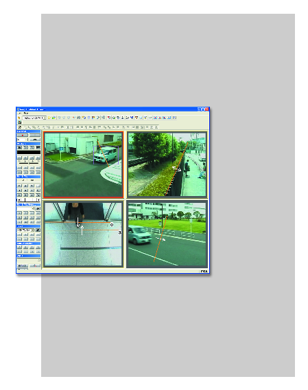 Intelligent Monitoring Software IMZ-RS400 Series