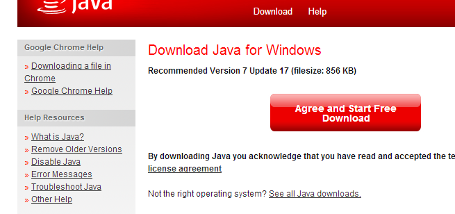 How do I download Java? Certain websites and software you will use at GMC will require you to have the latest version of Java. To download or update Java: 1. Go to www.java.