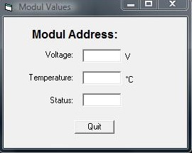 2.5. Expert Mode (from version 1.07) This mode is the optimal fitting for the pre-addressing of the modules 1.