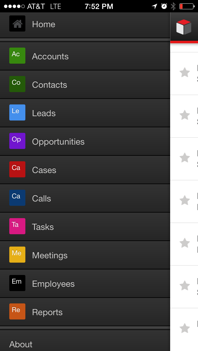 THE ESSENTIAL CRM BUYER S GUIDE 3. Sugar CRM SugarCRM Mobile App We love the SugarCRM mobile app for iphone, and consider it one of the top mobile apps in the CRM space today.