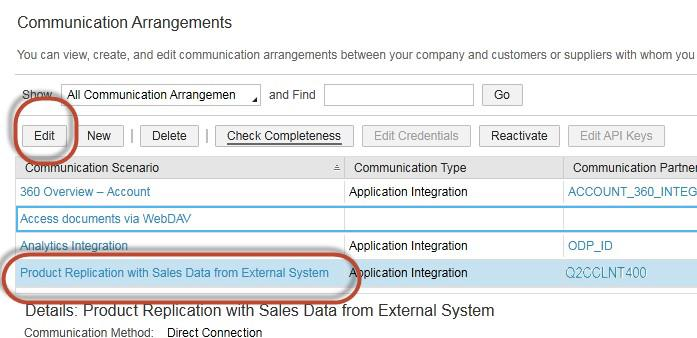 parameter: 9.2.4 Create Logical System for SAP Cloud for Customer System on SAP CRM 1.
