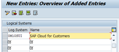 Right click in the field and click Copy. 4. Call transaction BD54 in SAP CRM. 5.