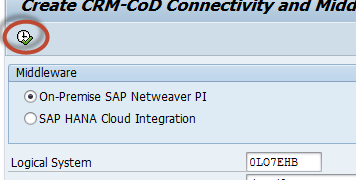How to Configure Integration between SAP CRM and SAP Cloud for Customer using SAP Process Integration 100 6.