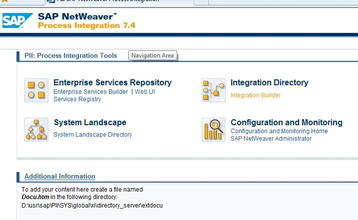 How to Configure Integration between SAP CRM and SAP Cloud for Customer using SAP PI 31 3.6 Open Integration Builder 1.