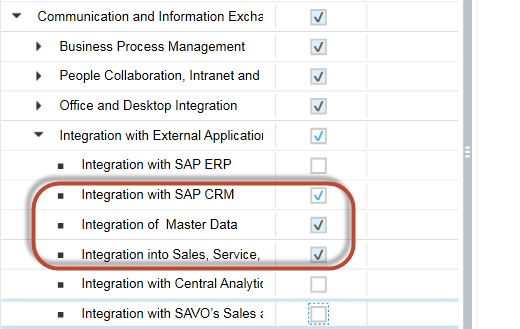 How to Configure Integration between SAP CRM and SAP Cloud for Customer using SAP Process Integration 7 4. Click Next 5.