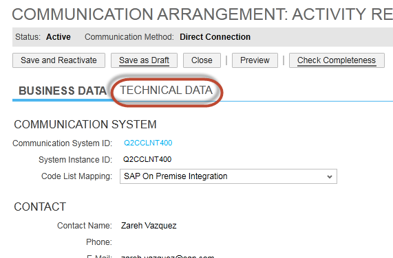 How to Configure Integration between SAP CRM and SAP Cloud for Customer using SAP