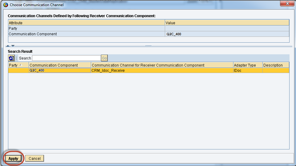 How to Configure Integration between SAP CRM and SAP Cloud for Customer using SAP Process Integration 49 15.