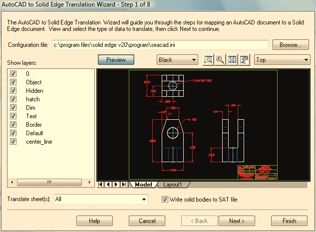 9 Plant equipment design and layout tools available in Solid Edge The following section goes into more details and explains how technology in Solid Edge helps streamline plant equipment layout and