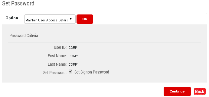 the list. You may choose to disable/enable the users Login and/or ability to Transact by changing to Yes/no. 25.4. How can I reset password of a user? A.