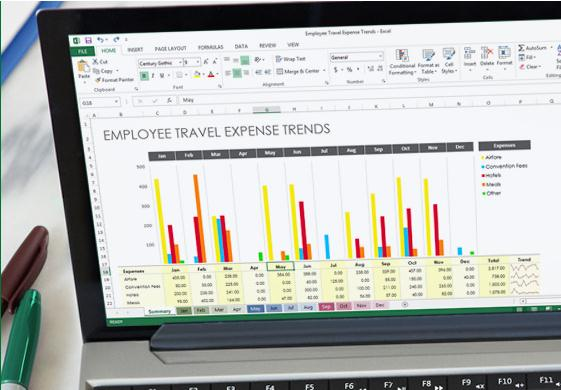 Introduction Overview Microsoft Excel is a spreadsheet program in the Microsoft Office system.