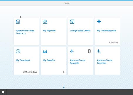 Introducing SAP Fiori Keeping Simple Things Simple A collection of apps that represents the new SAP user experience paradigm.