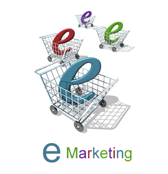 E - MARKETING Public Relation Sales promotion. Brochureware. Direct selling.