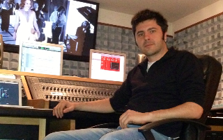ANDREA PONZANO music composer / producer, sound designer and mixing engineer for film,tv and advertising Date of birth: 14/12/1972 Place of birth : Milan Italy CONTACTS: Via Palestro 12 27029 -