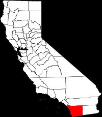 San Diego County 4,083 sq.