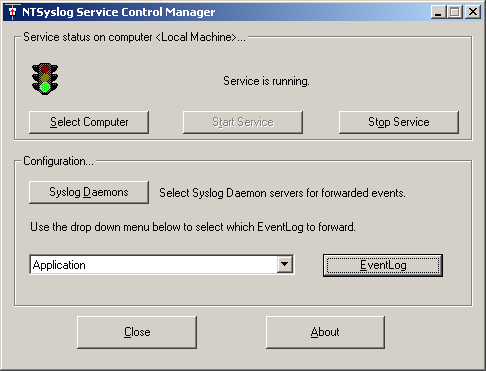 The service will be started automatically by the service control manager during system start-up.