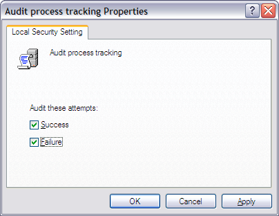 Administrative Tools Then choose Security Settings, Local