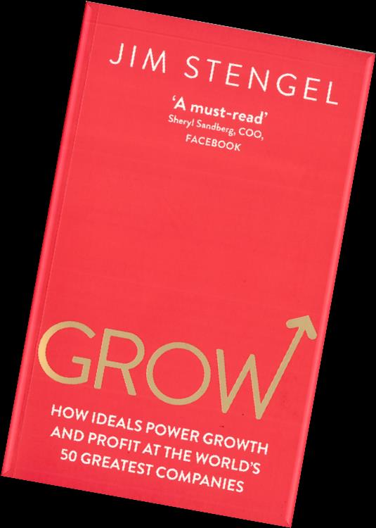 A partnership between Jim Stengel (global marketing officer for P&G and Millward Brown Optimor (world s largest brand equity database) Wanted to understand what drove the world s fastest growing