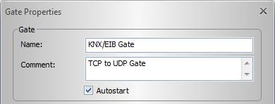 Setting up the iridium Gate Gateway for Connection to the KNX/EIB Bus iridium Gate is an application enabling the connection to the KNX/EIB IP-router via the Internet.