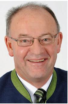 District Administrator Wolfgang Berthaler Administrative district Rosenheim, approx.