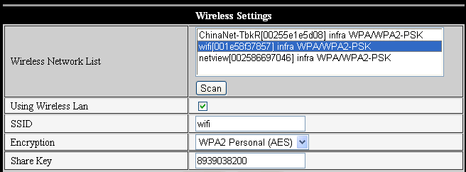 7 Other Settings 7.1 Network Setting 7.1.1 Basic Network Setting The user can also enter the Basic Network Settings to set the IP address except using the search software. See below Figure 13.