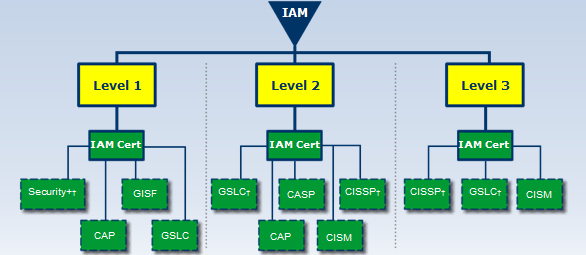 3.5.3 IAM Category In accordance with Department of Defense Instruction (DoDI) 8570 the IAM/Information Systems Security Manager (ISSM) is responsible for ensuring the information system (IS) is