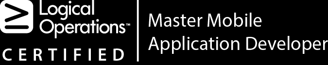 Logical Operations Master Mobile Application Developer (MMAD) Exam MAD-110 Exam Information Candidate Eligibility: The Master Mobile Application Developer (MMAD) exam requires no fee, supporting