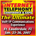 Channels Home CHANNELS Internet Telephony Conference and Expo begins in 19 Days, 18 Hours, 23 Minutes, 55 Seconds.Register Now!
