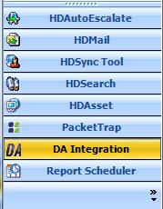 Desktop Authority If your help desk organization uses ScriptLogic s Desktop Authority (DA), you can now integrate it with Help Desk Authority from within the HDServer Modules.