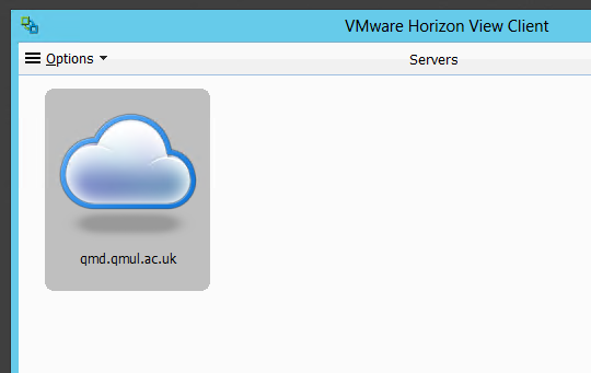 How to use the VMware View Client (Required each time you connect) 1.