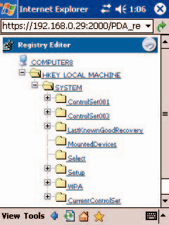 User Manager When you click on User Manager in the menu you will be able to access RemotelyAnywhere s use manager.