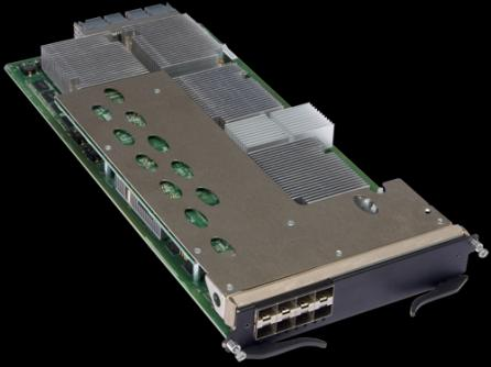 Competitive Differentiation: Hardware 8x10G-M New hsfm required Industry leading 10G wire speed port density (256) Industry-leading power efficiency: < 31W per 10G port Converged Enhanced Ethernet