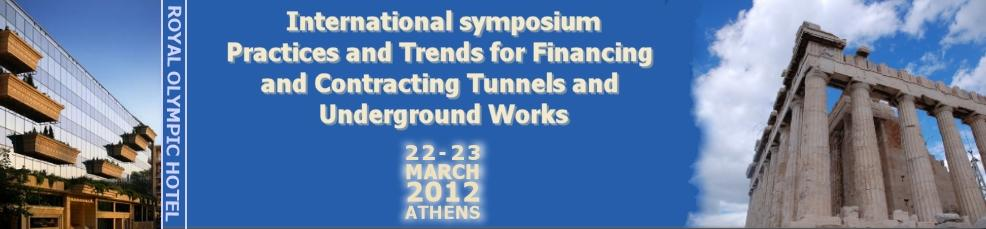 Tunnelling and underground works in PPC hydro projects: Contracting practices &
