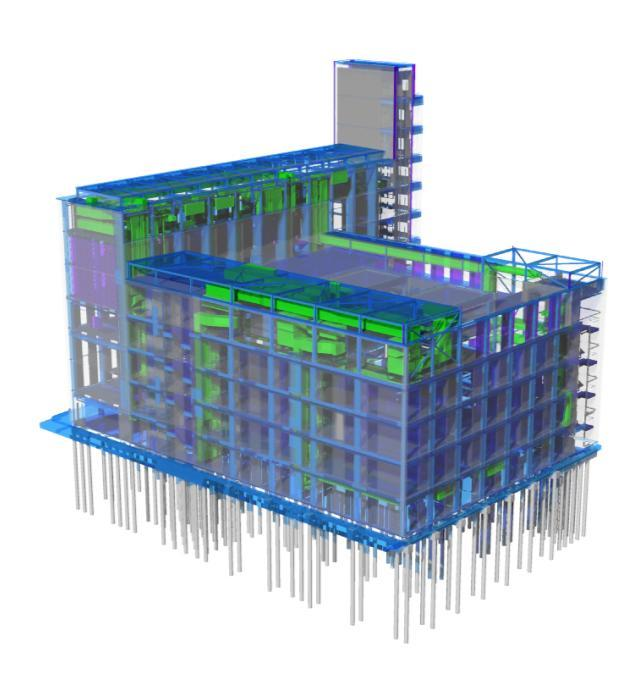 BIM is INput Geometry Components Spaces