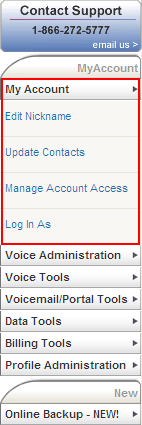 Types of Administrator Tasks Administrator Activities Now let s look at how individual features and functions are set up.