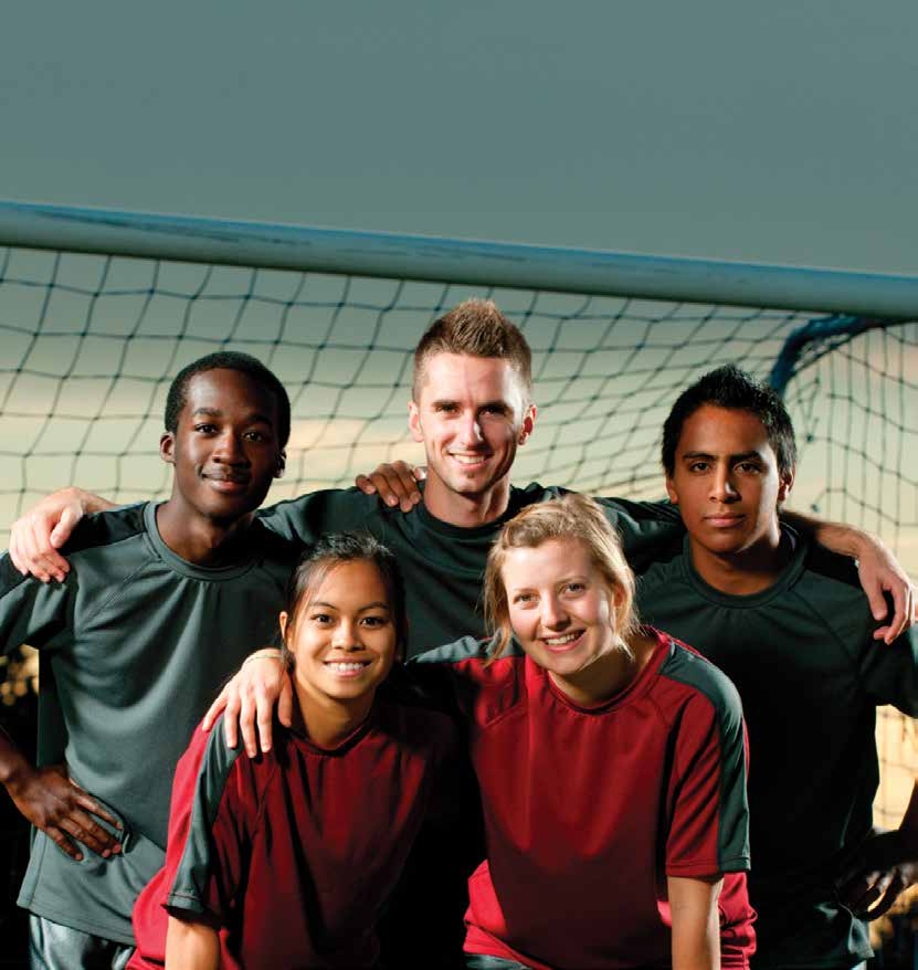 Everybody s game Everybody s game the demographic and cultural make up of Australia is changing. This is changing our sporting preferences and behaviours.