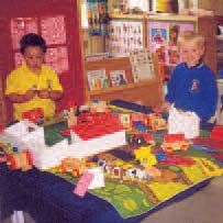 LEARNING THROUGH SMALL WORLD PLAY SMALL WORLD PLAY Definition Small world play is a type of imaginative/role play, which enables children to be creative and spontaneous in dramatic