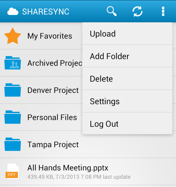 ShareSync for