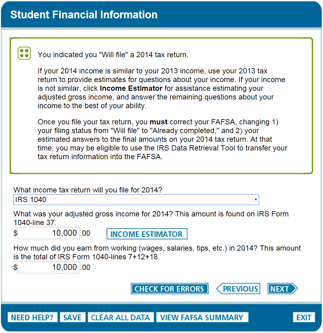need based financial aid essay Financial aid information available within common app financial aid information available within app indicated an intent to apply for need-based aid.