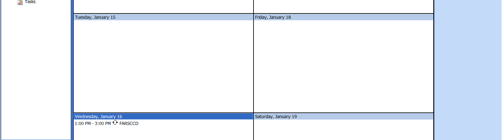 Click to remove the selected attachments from the Email. Outlook Calendar: 72.