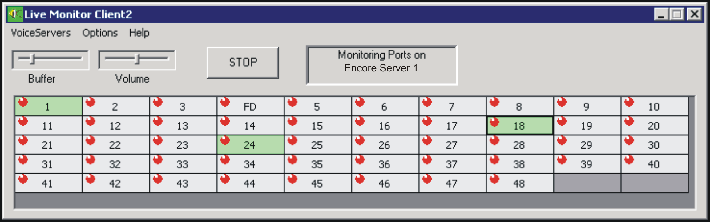 Figure 3: Dividing Tasks Between Machines Customized Features While Encore includes a host of standard, powerful features, dvsanalytics understands that each call center has different needs.