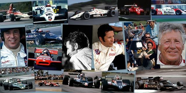 Mario Andretti Unique Multi-World Champion en Formula 1, Indy