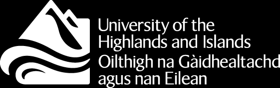 UNIVERSITY OF ABERDEEN: ACCREDITATION AGREEMENT WITH UNIVERSITY OF THE HIGHLANDS AND ISLANDS POSTGRADUATE STRUCTURED MANAGEMENT FRAMEWORK FOR A 36 MONTH FULL-TIME PHD PROGRAMME The framework for