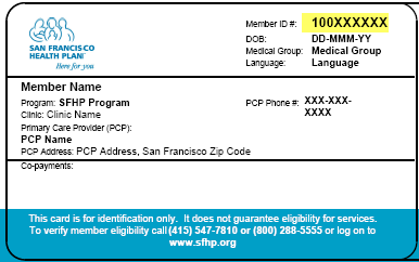 Instructions for Completing the CMS 1500 Claim Form The Center of Medicaid and Medicare Services (CMS) form 1500 must be used to bill SFHP for medical services.