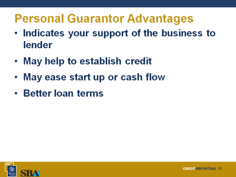Slide 30 applications for new credit). Contrary to common misconceptions, your credit score will not be lowered when you order your own credit report.