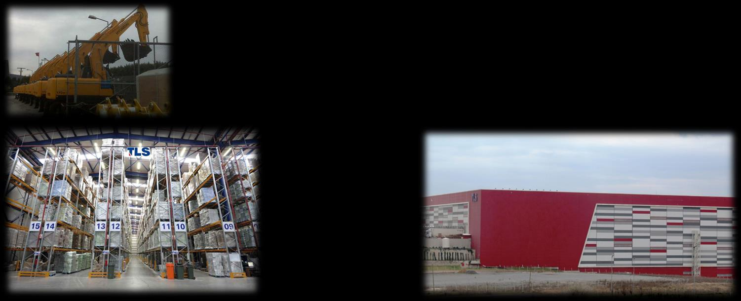 WH MANAGEMENT 120.000 sqm of warehousing capacity 1. SIRIUS (Samandıra, Istanbul) : 20.