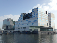21 October 2015 14.00 start of tour at the hotel, ferry ride to NDSM-werf NDSM-Wharf The NDSM-Wharf used to be part of a large shipyard complex belonging to NDSM corporation.
