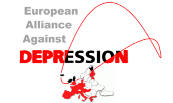 European Alliance against Depression OSPI-Europe 2008-2012 Nuremberg, Germany 2000-2002 Development community-based 4-level approach and implementation Results: -24% suicidal acts to be spread across
