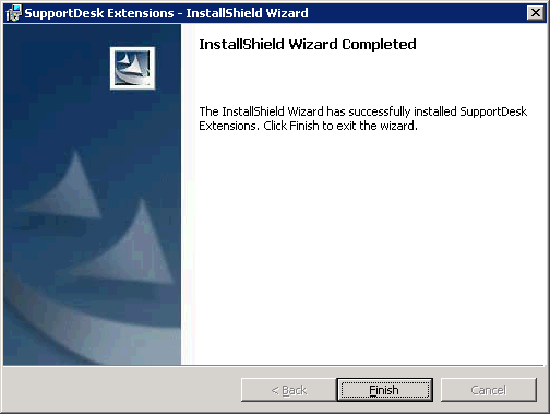 6. Click the Install button to proceed with installation. You may also be prompted to install Microsoft.NET Framework 1.