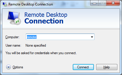 Creating a Remote Desktop Connection In order to connect to your Healthsystem Desktop you will need to have an active VPN connection.
